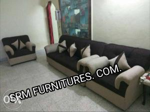 New sofa set with warranty direct home delivery