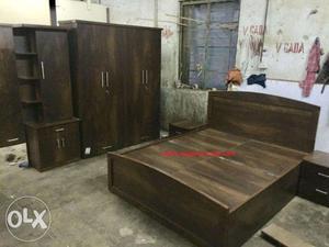 Complete 1 BHK Furniture (Bedroom / Hall / Kitchen)