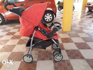 Original graco stroller.