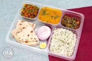 Tiffin parcel  available small & big