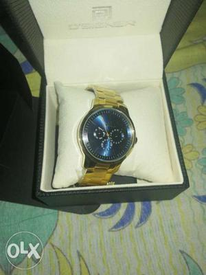 A brand new watch just purchased today.. Brand