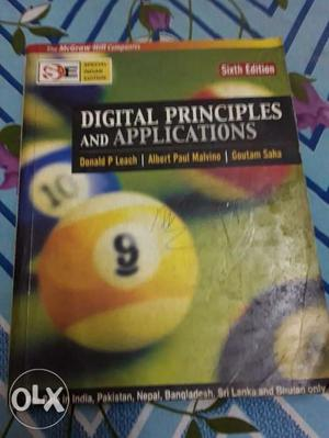 Digital principles and applications by malvino and leach