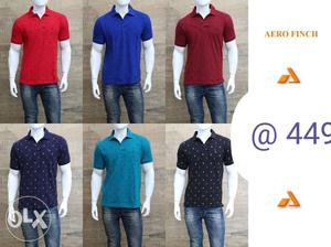 Mens branded T shirts