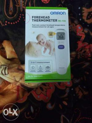 Baby thermometer forehead