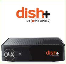 Dish tv set top box new