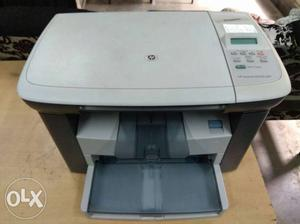 Hp all in one Printer springly used good working. Cont.