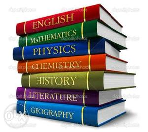 ICSE board books of all subjects in