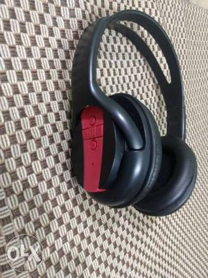 Reconnect Bluetooth headphone with memory card