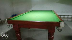 Snooker tables old and new available call me