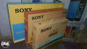 Sony 24 inch full HD led all size available 1year