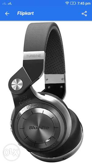 T2 plus bluedio Bluetooth headphone new headphone