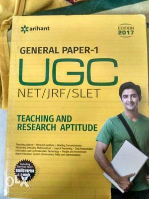 Ugc net... arihant publication