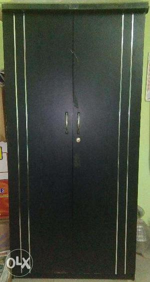 2 Door Wardrobe with Drawer and Locker - VERY GOOD CONDITION