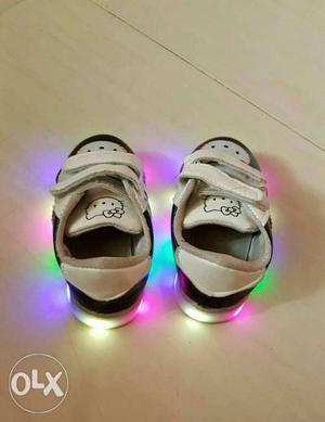 Toddler Light Shoes for 1 to 2yrs For 499/-