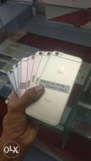 Iphone 6s 64gb All colours available In good