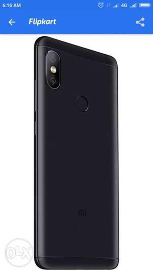 Redmi Note 5 Pro / Note 5 Black / Redmi 5 sealed pack
