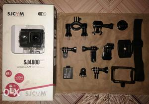 SJCAM original Action camera with Wi-Fi (SJ) Water