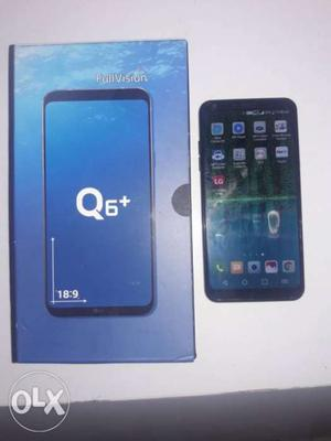 I want to sell my LG Q6+ BLACK COLOUR its very