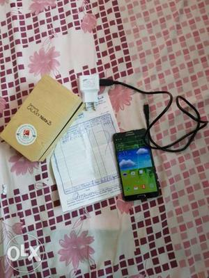 Samsung galaxy note 3 32GB for sale.with full set box and