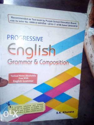 Progressive English Grammar & Composition Book