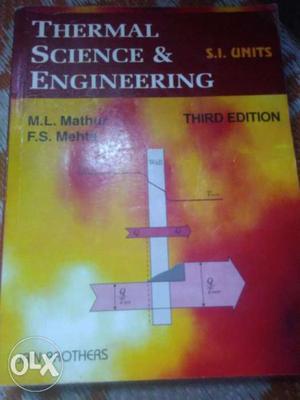 Thermal Engineering & Heat Transfer both,