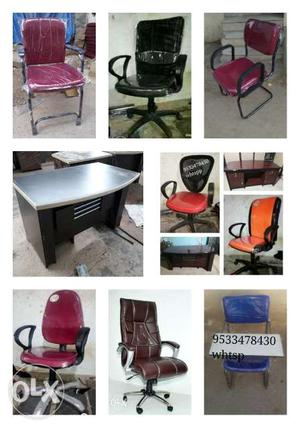 Premium quality office furniture... office chair