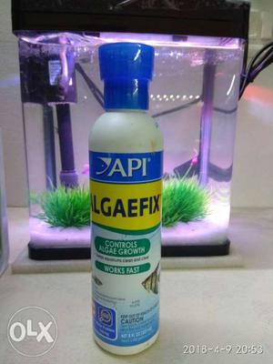 Contols algae growth (API AlGAFIX 237 ml)