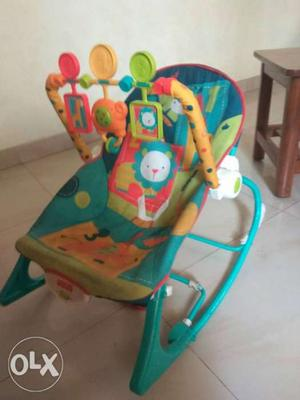 FisherPrice rocker for baby to toddler for sale