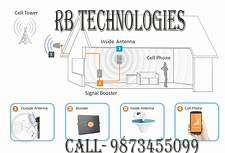 Office In Noida Sector 2, Mobile Signal Booster,