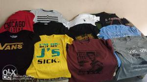 per t-shirt Export quality t shirt's
