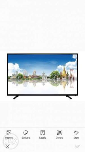 24 inch New imported Led Tv With 2 Year warranty and Seal