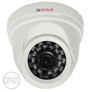 4 cp plus hd camera only  with all parts