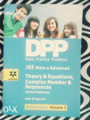 Arihant DPP series for jee main & advance maths 8