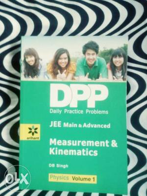 Arihant DPP series for jee main & advance phy 9