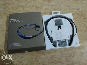 Black Samsung Level U Neckband With Box