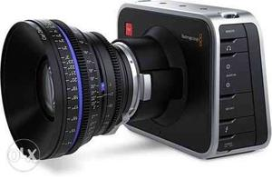 Bmcc 2.5k digital cinema camera mft lens mount