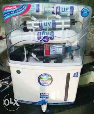 Box pack aquafresh ro water purifier with uf