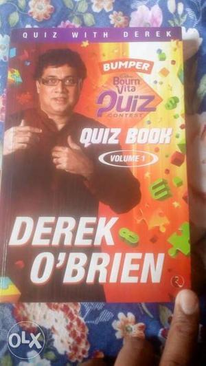 Brand new Bournvita Quiz book bought 1 months