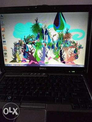 Dell Laptop Core 2 Duo Processor Good Battery