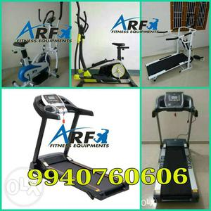 Elliptical Treadmill Orbitrek Elite Service Centre in Erode