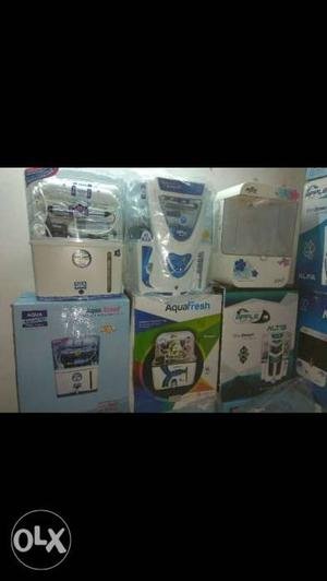 New 15 Liter Water Purifiers with 2 Year Warranty