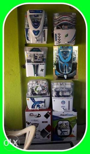 New 2 year warranty ro water purifiers whoselar