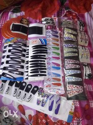 New beautiful hair clips for girls