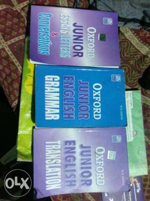 Oxford Junior English Grammar And Translation Books