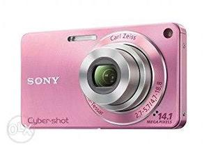Sony Camera brand new condition with 4 GB memory