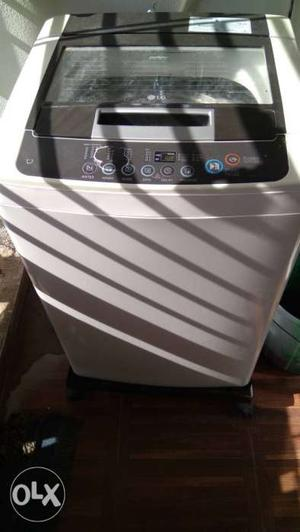 Washing Machine Fully Automatic Top Load - 6.5kg, Free