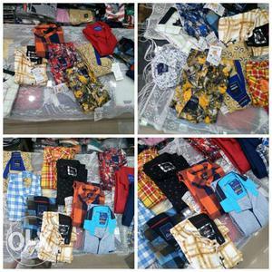Buy any 4 shirts at Rs 900