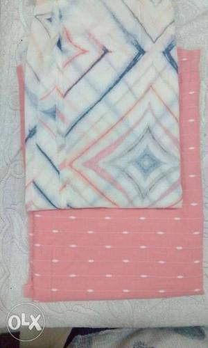 Cotton Suit Salwar material  each..salwar