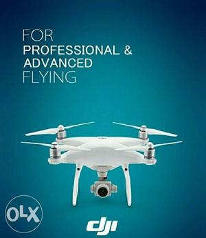 DJI phantom 4pro for rent with operator. For more