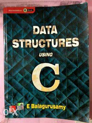 Data Structures and Algorithms By Balagurusamy